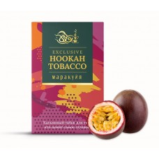 Табак для кальяна EXCLUSIVE HOOKAH TOBACCO PASSION FRUIT (МАРАКУЙЯ)