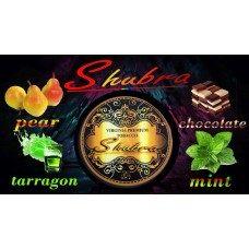 Табак для кальяна SHUBRA груша-шоколад-эстроганон-мята