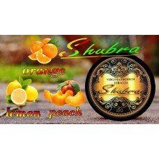 Табак для кальяна SHUBRA апельсин- лимон-персик