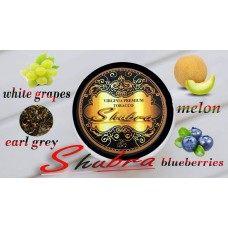 Табак для кальяна SHUBRA эрл-грей-дыня-черника-белый виноград