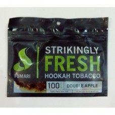 Табак для кальяна Fumari Double Apple (не оригинал) 100 Грамм