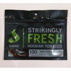 Табак для кальяна Fumari Mint Chocolate Chill (не оригинал) 100 Грамм