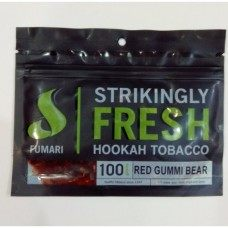 Табак для кальяна Fumari Red Gummi Bear (не оригинал) 100 Грамм