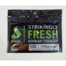 Табак для кальяна Fumari Tropical Mango (не оригинал) 100 Грамм