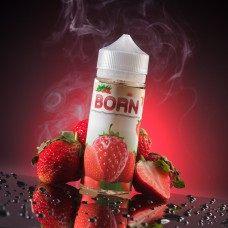 Жидкость BORN - Спелая клубника